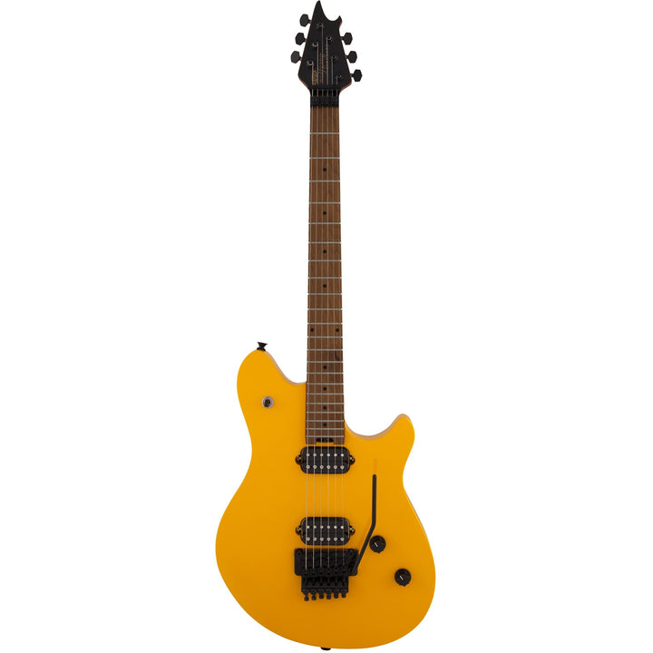 EVH Wolfgang WG Standard Baked Maple Fingerboard Taxi Cab Yellow 5107003519