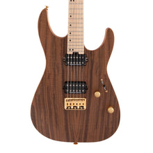 Charvel Pro-Mod DK24 HH HT M Mahogany with Figured Walnut Maple Fingerboard Natural