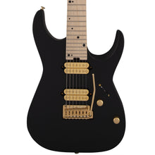 Charvel Angel Vivaldi Signature DK24-7 Nova Maple Fingerboard Satin Black