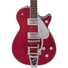 Gretsch G6129T Players Edition Jet FT with Bigsby Rosewood Fingerboard Red Sparkle