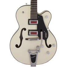 Gretsch G5410T Electromatic Rat Rod Hollow Body Single-Cut with Bigsby Rosewood Fingerboard Matte Vintage White
