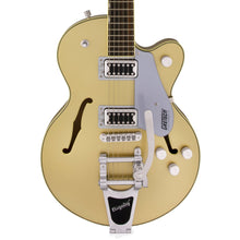 Gretsch G5655T Electromatic Center Block Jr. Single-Cut with Bigsby Casino Gold