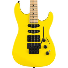 Fender HM Strat Limited Edition Frozen Yellow