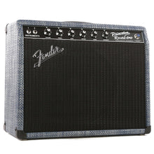 Fender 2020 Limited Edition Princeton Reverb Chilewich Denim and Celestion Alnico Blue