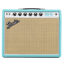 Fender '68 Custom Princeton Reverb Limited Edition Teal Covering
