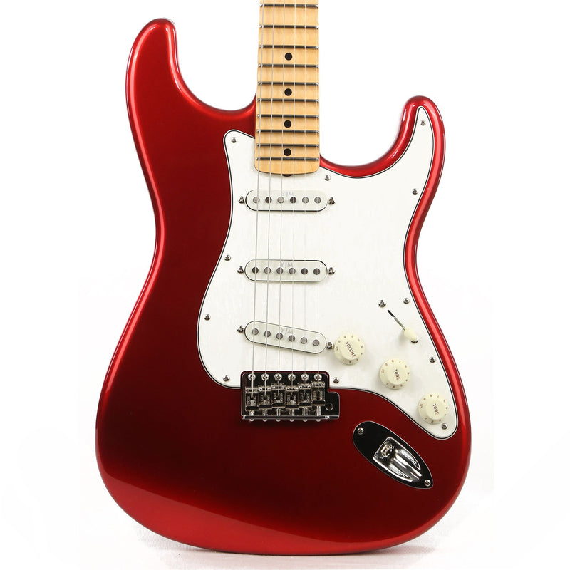 Fender Custom Shop Yngwie Malmsteen Signature Stratocaster NOS Candy Apple Red R95857