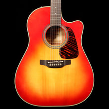 Takamine CP6SSDC Acoustic-Electric Gloss Cherry Sunburst