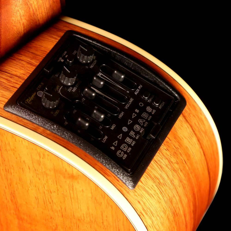 Takamine CP400NYK Acoustic-Electric Natural 54100055