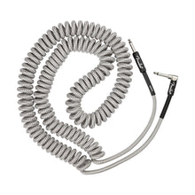 Fender Professional Series Coil Cable White Tweed 30 Feet