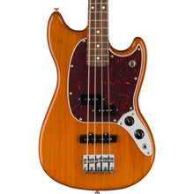 Fender Player Mustang P/J Bass Aged Natural