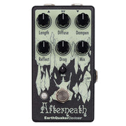 EarthQuaker Devices Afterneath V3 Reverb/Echo Effects Pedal