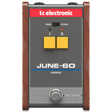 TC Electronic June-60 Vintage-Analog Chorus Pedal