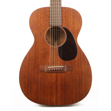 Martin Custom Shop 0-15 Mahogany Acoustic-Electric Natural