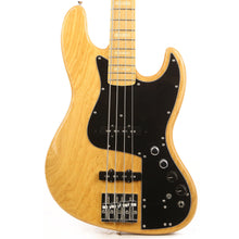 Fender Marcus Miller Jazz Bass CIJ Natural 2007