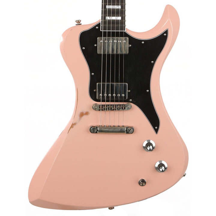 Dunable R2 Shell Pink Relic 2020 NAMM Display 19270