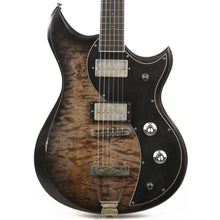 Dunable Cyclops Relic Lacquer Finish Quilt Top  2020 NAMM Display