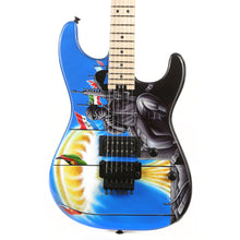 Jackson Custom Shop Limited Edition Signature Adrian Smith 2 Minutes To Midnight Handpainted San Dimas