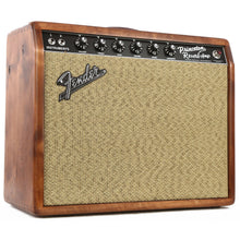 Fender Limited Edition '65 Princeton Reverb Combo Amp Knotty Pine