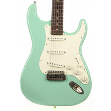 Thorn Guitars So-Cal Surf Green 2011