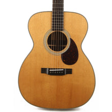 Eastman E8OM-TC Thermo Cure Acoustic Natural