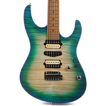 Suhr Modern Satin Flame Island Burst 2020 Limited Edition