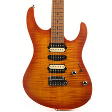 Suhr Modern Satin Flame Honey Burst 2020 Limited Edition