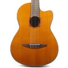 Yamaha NCX1C Acoustic-Electric Cutaway Natural
