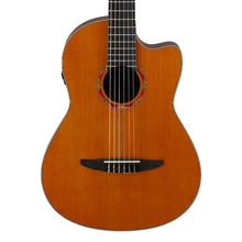 Yamaha NCX3C Acoustic-Electric Nylon String Guitar
