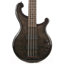 Dean Rhapsody 12-String Bass Transparent Black