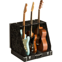 Fender Classic Series Case Stand - 3 Guitar