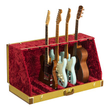 Fender Classic Series Case 7-Guitar Stand Tweed