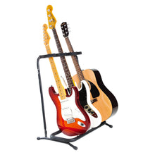 Fender Multi-Stand 3-Space Guitar Stand