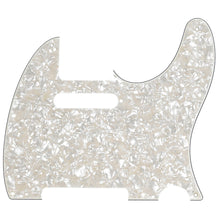 Fender 8-Hole Mount Multi-Ply Telecaster Pickguard White Pearl