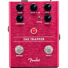 Fender The Trapper Dual Fuzz Effect Pedal
