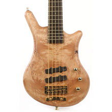 Warwick Custom Shop Thumb Burl Top Limited Edition Natural