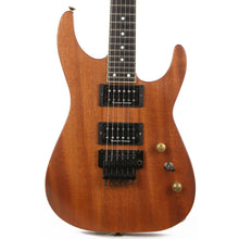 Jackson Custom Shop SL2H-V Soloist Natural Series Mahogany Natural 2012