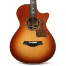 Taylor 712ce 12-Fret Grand Concert Acoustic-Electric Western Sunburst 2019