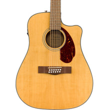 Fender CD-140SCE 12-String Acoustic-Electric Natural
