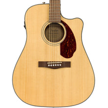 Fender CD-140SCE Dreadnought Acoustic-Electric Natural