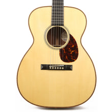Bourgeois OM DB Signature Acoustic Adirondack Spruce and Madagascar Rosewood Natural