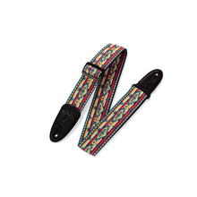 Levy's M8HT-22 Hootenanny Jacquard Weave Guitar Strap
