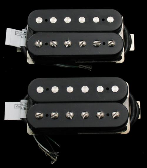 Lindy Fralin 8K / 9K Humbucker Pickup Set (4 Conductor)