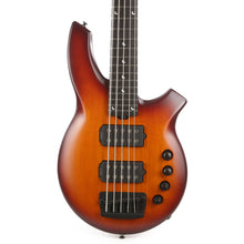 Ernie Ball Music Man BFR Bongo Bass 5-String Satin Honey Burst