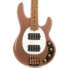 Ernie Ball Music Man BFR StingRay 4 HH Bass Champagne Sparkle with Gold Hardware