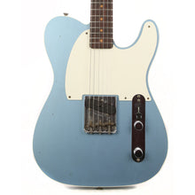 Fender Custom Shop 1959 Esquire Custom Journeyman Relic Faded Lake Placid Blue 2018