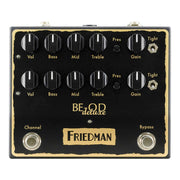 Friedman Amplification BE-OD Deluxe Effects Pedal