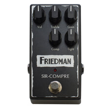 Friedman Amplification Sir-Compre Effects Pedal
