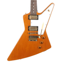 Gibson Custom Shop 1958 Explorer Heavy Antique Natural VOS Made 2 Measure Maestro Tailpiece