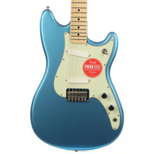 Fender Player Duo-Sonic Lake Placid Blue
