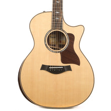 Taylor 814ce DLX Grand Auditorium V-Class Natural